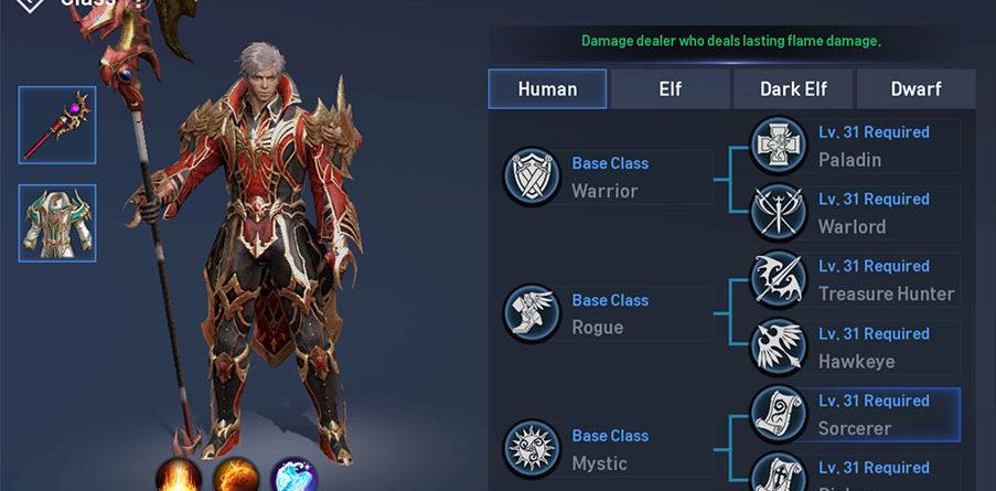 Human Sorcerer Guide: Skill Build - Lineage 2 Revolution Hub