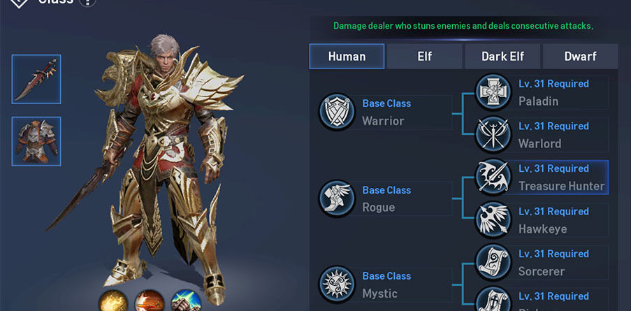 Best Abyss Walker Skill Build Lineage