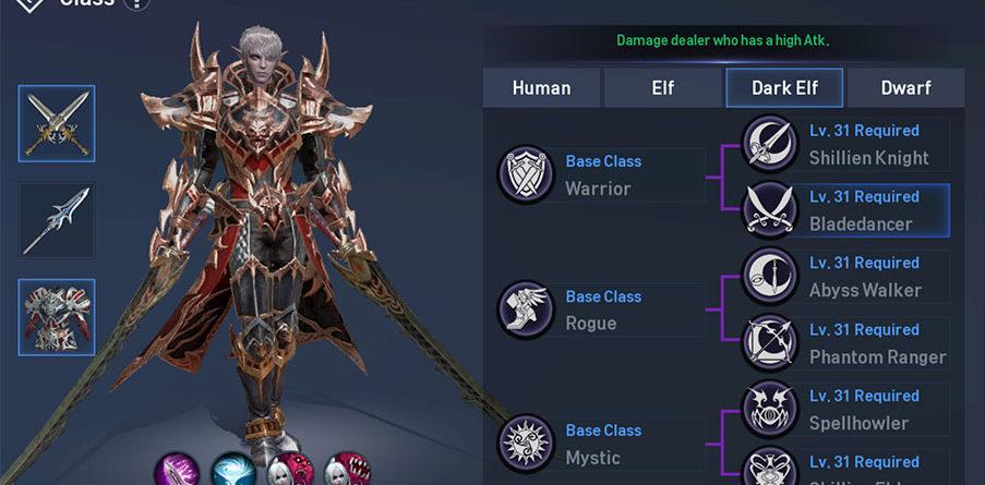 Lineage Best Mystic Build