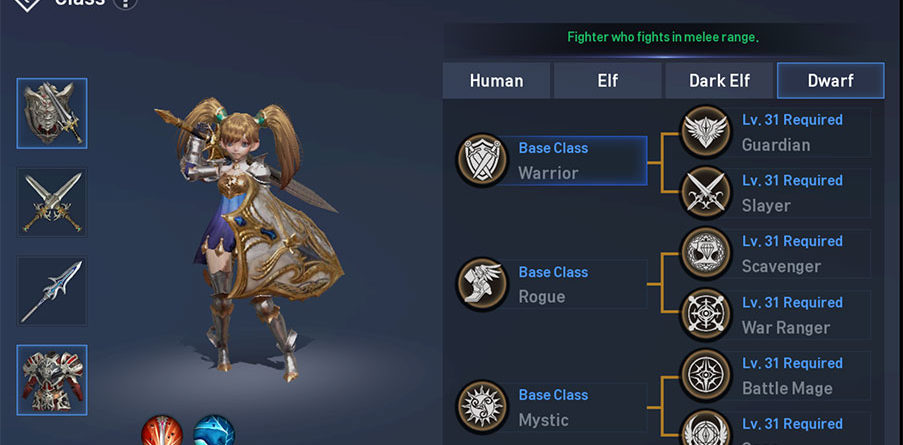 lineage 2 revolution elder skill guide