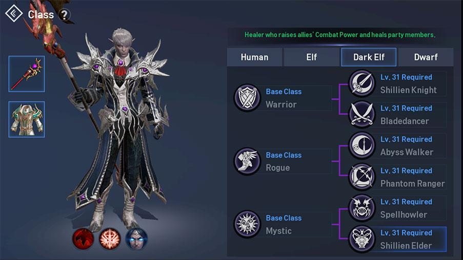 Silver Ranger Skill Build Lineage  Revolution